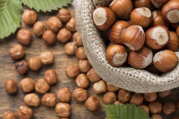 5 DÔVODOV, prečo je lieskový orech perfektným snackom!